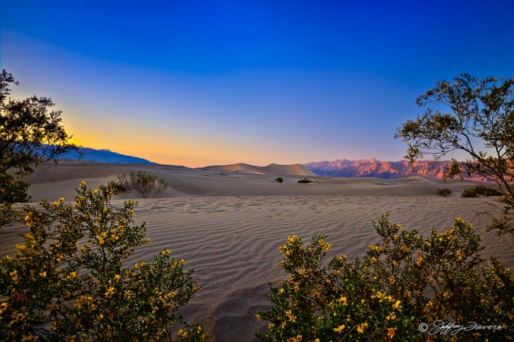 Mesquite Flats - Death Valley