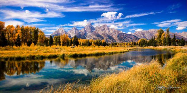 Snake River - Grand Teton NP