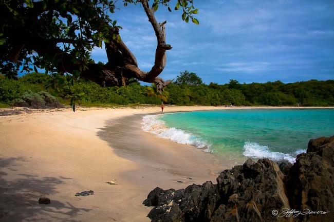 Playa Pata Prieta