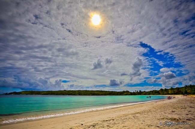 Sun Over Sun Bay