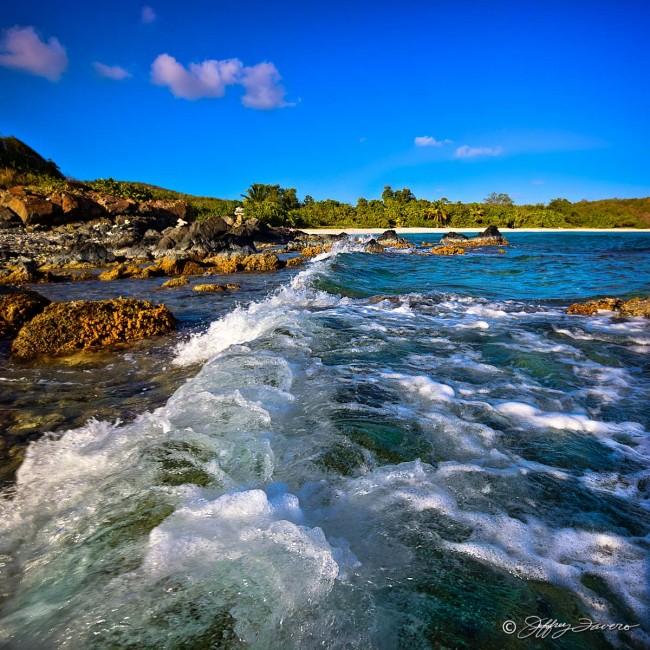 Playa Pata Prieta - Vieques, PR