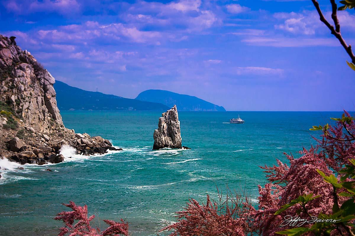 The Black Sea Ukraine Jeffrey Favero Fine Art Photography