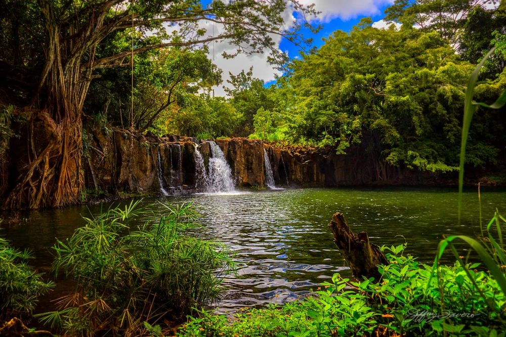 Kipu Falls - Kaua'i