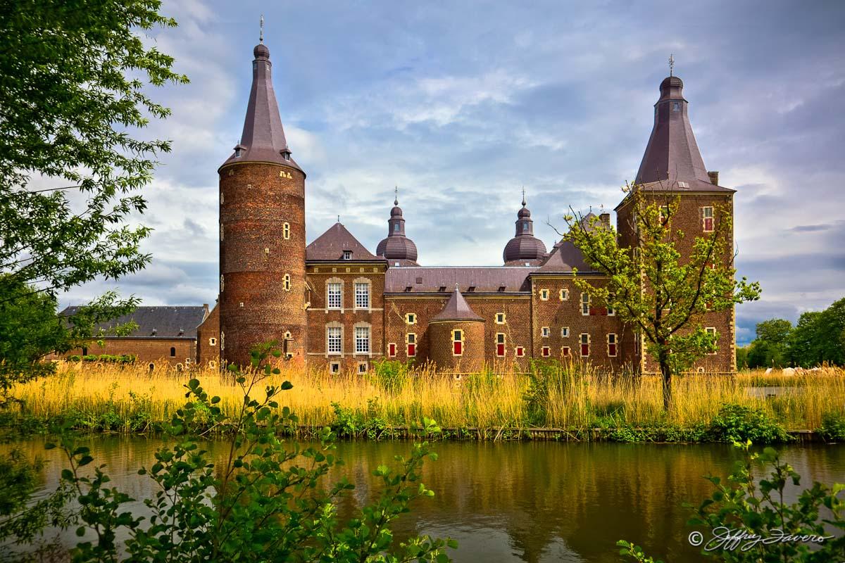 Hoensbroek Castle Netherlands Jeffrey Favero Fine Art