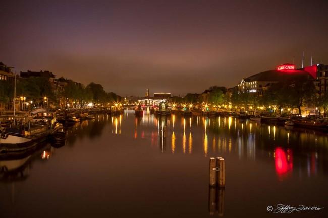 Amstel River - Amsterdam