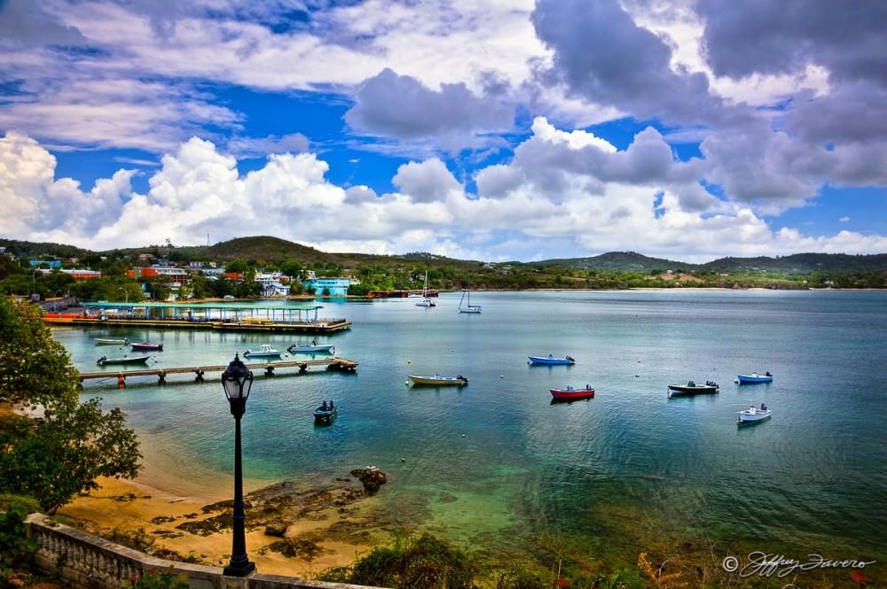 Isabel Segunda Harbor