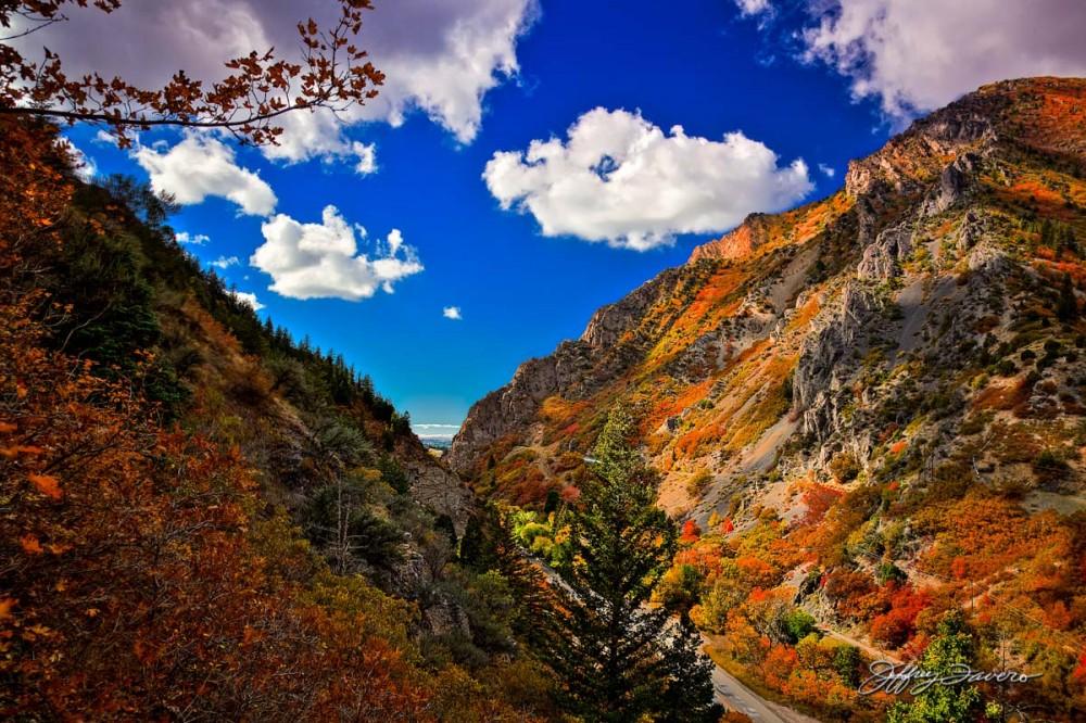 Down Ogden Canyon