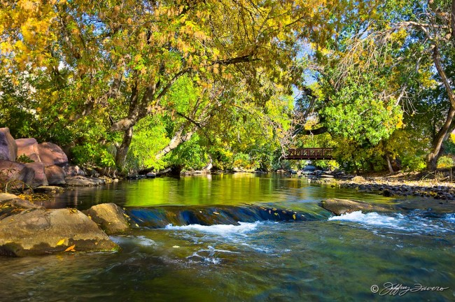 Early Autumn Ogden River