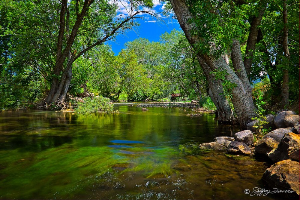 Tranquil River