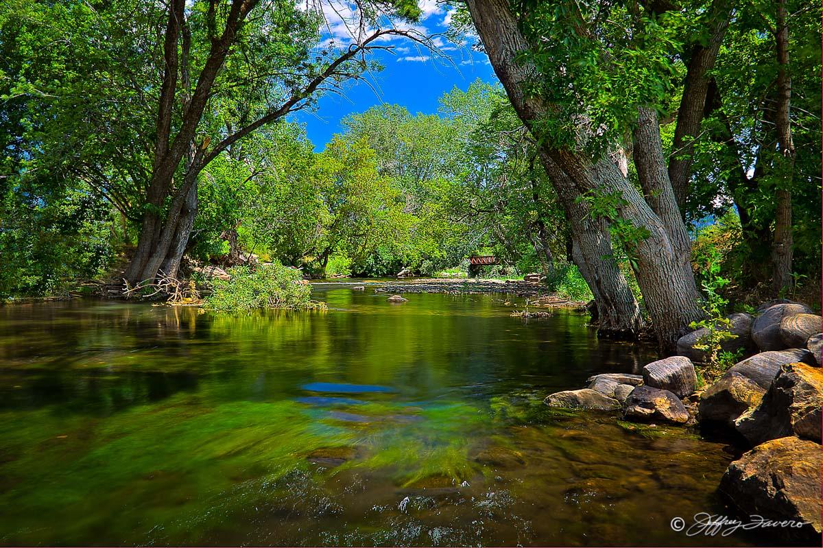 Tranquil River Jeffrey Favero Fine Art Photography