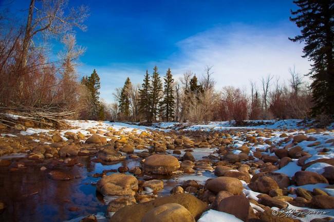 Blacks Fork River Rock