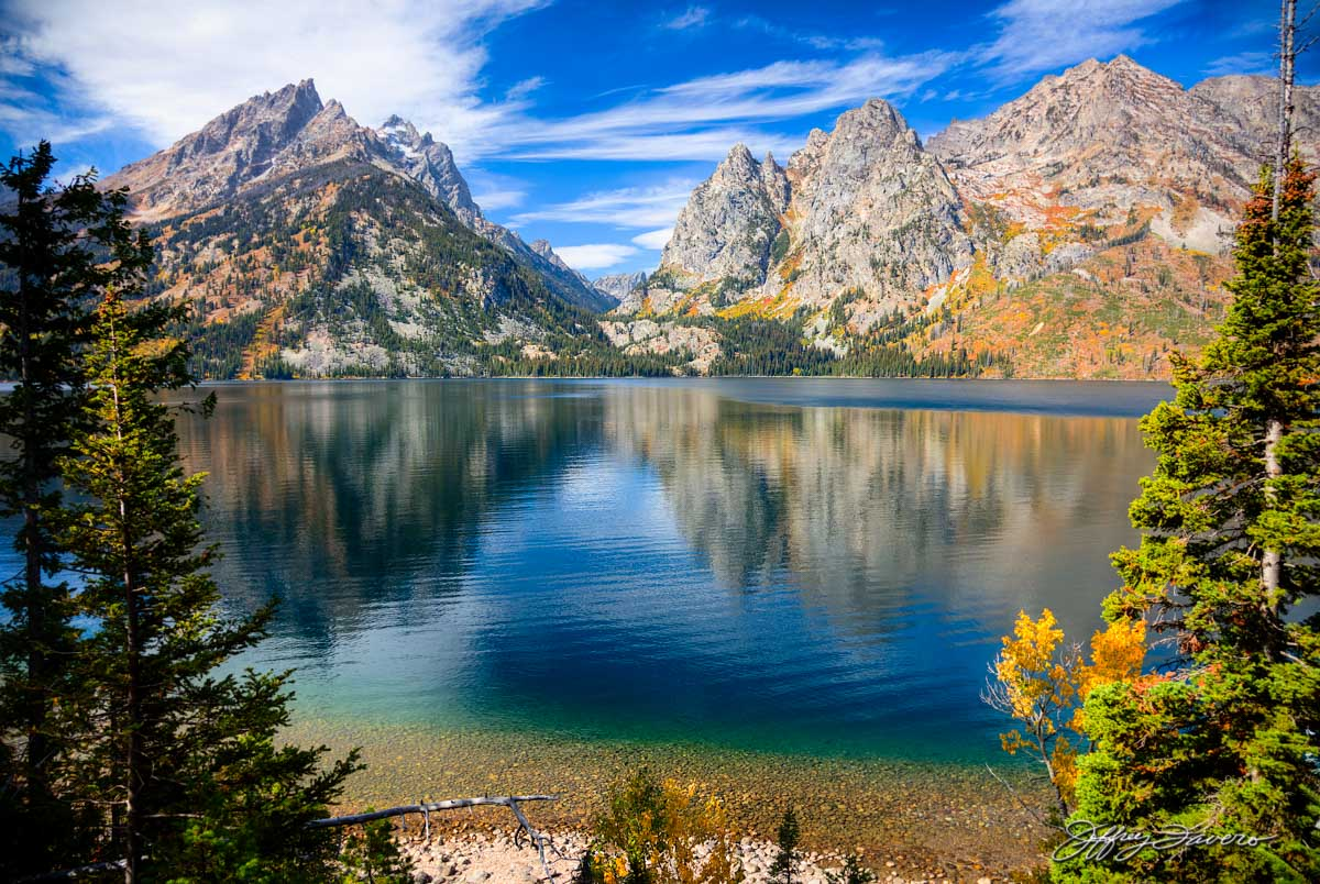 Jackson Hole and the Grand Tetons Insider's Travel Guide |Jenny Lake Grand Teton National Park