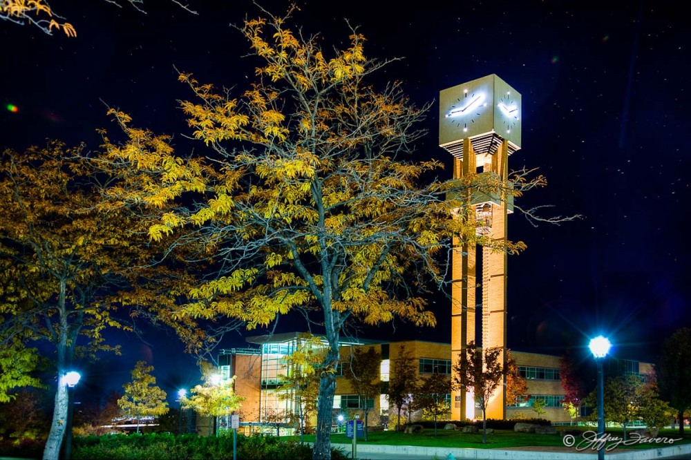 WSU Clock Tower
