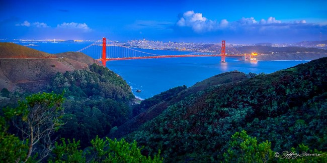 Golden Gate Bridge - SF
