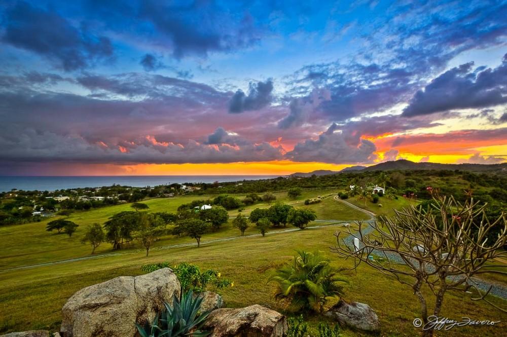 El Cerro After Sunset