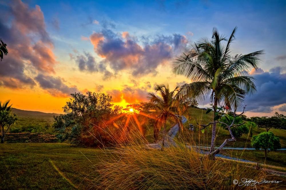 El Cerro Sunrise
