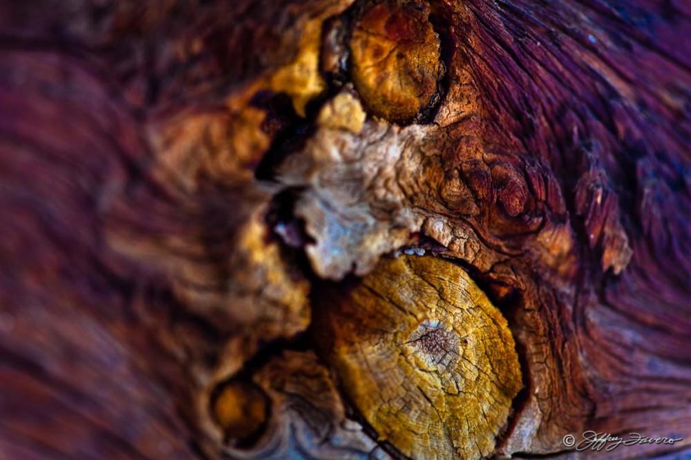 Knotty Wood