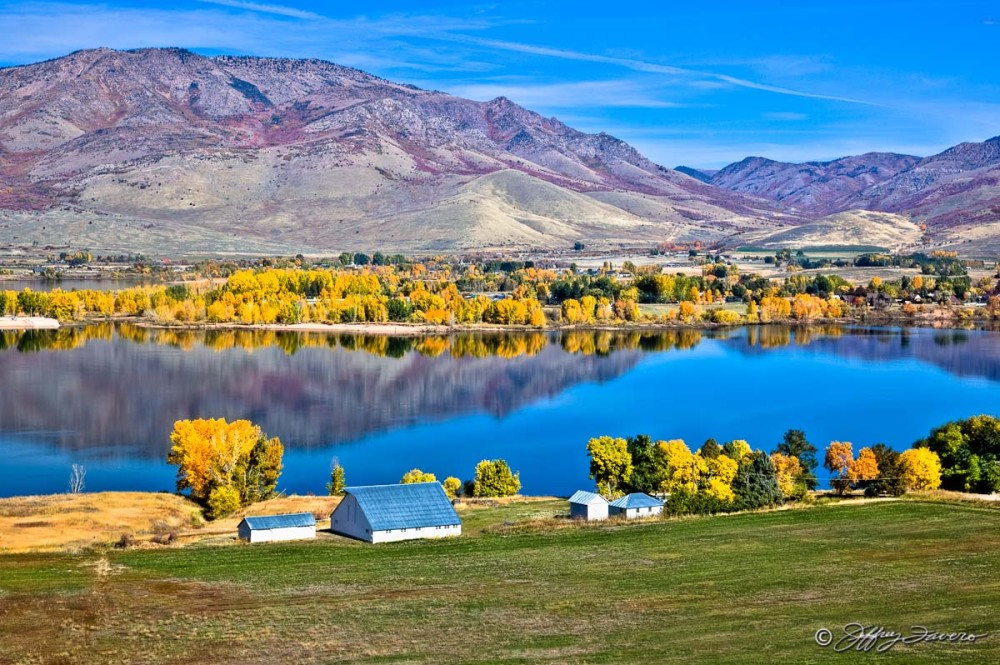 Pineview Reflection