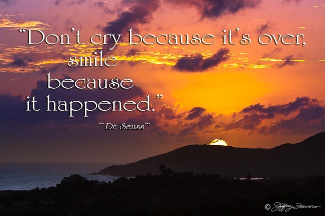 Don't Cry - Esperanza Sunset