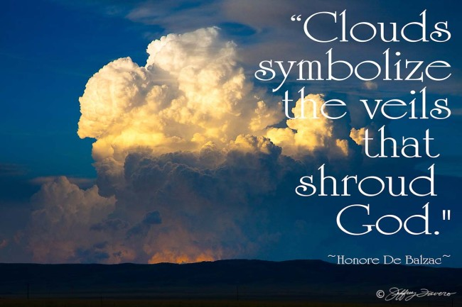 Clouds Symbolize - Sun on Clouds Colorado