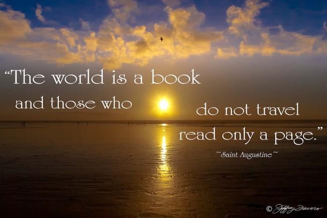 World Is A Book - Cannon Beach, Oregon