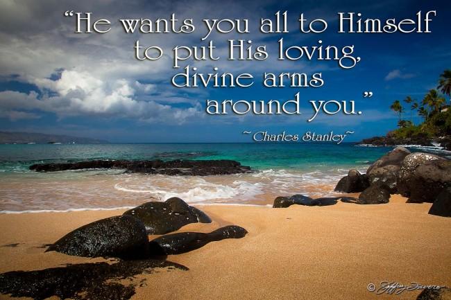 He Wants You - Wiamea Beach