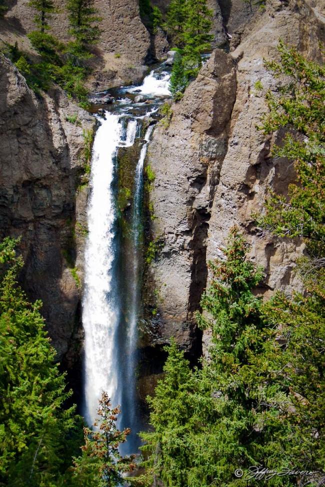 Tower Fall - Yellowstone NP