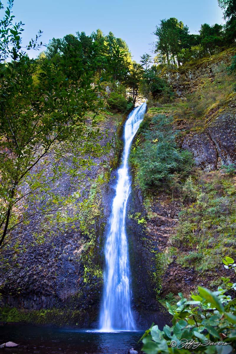 Horestail Falls - Columbia River NSA