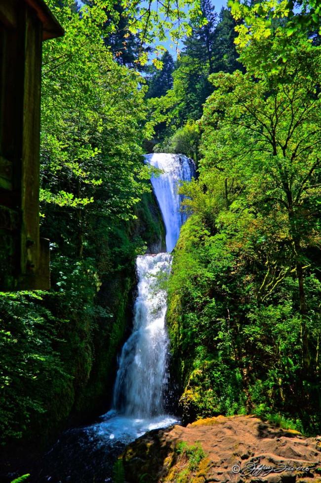 Bridal Veil Falls - Portland