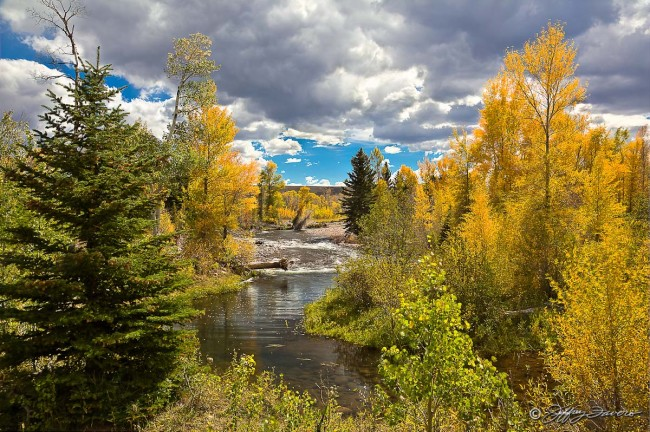 Blacks Fork River