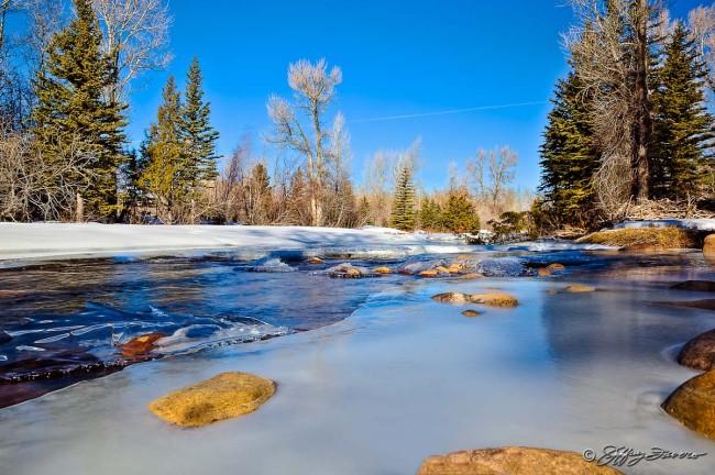 Winter Blacks Fork