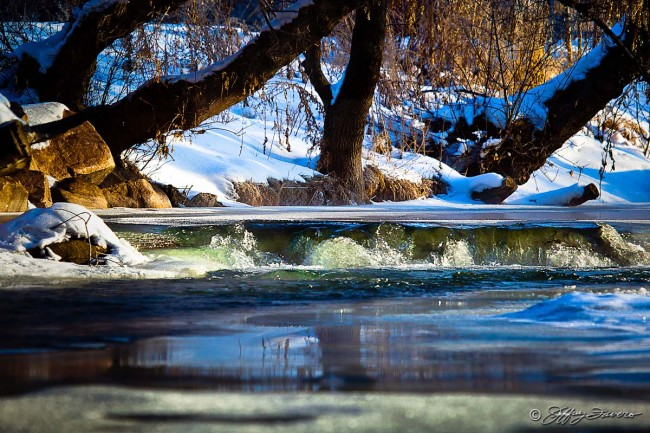 Rolling Fall - Ogden River