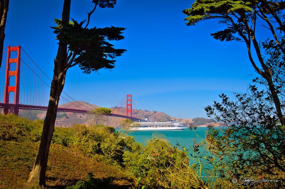 Golden Gate Celebrity Cruise