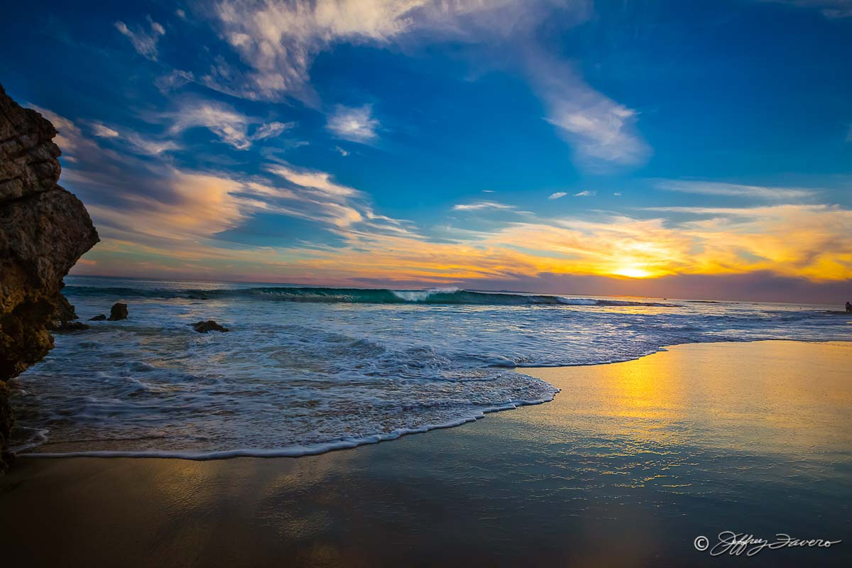 Pastel Sunset Jeffrey Favero Fine Art Photography