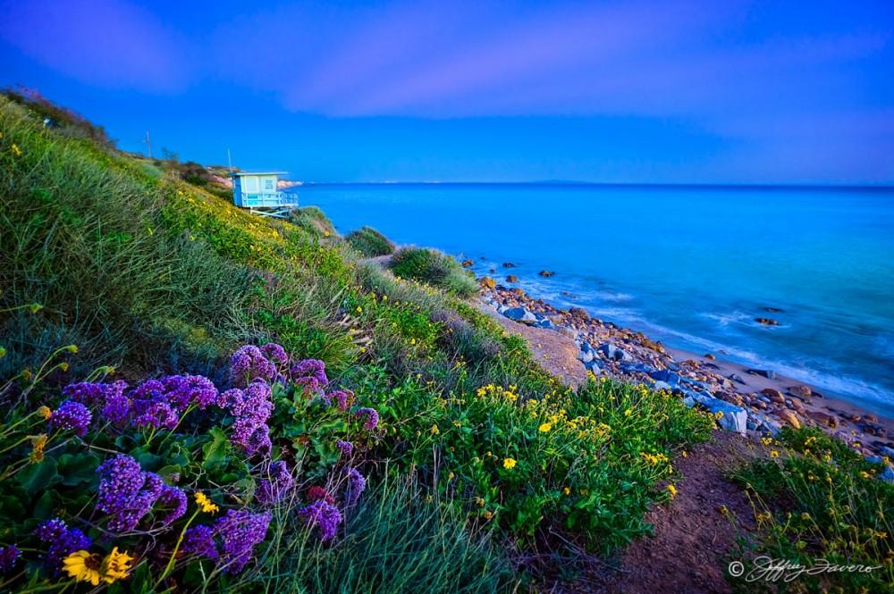 Malibu After Sunset