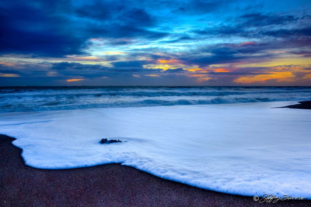 Rodeo Beach After Sunset