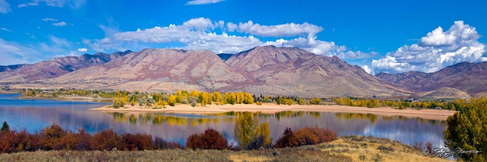 Cemetery Point – Pineview Reservoir