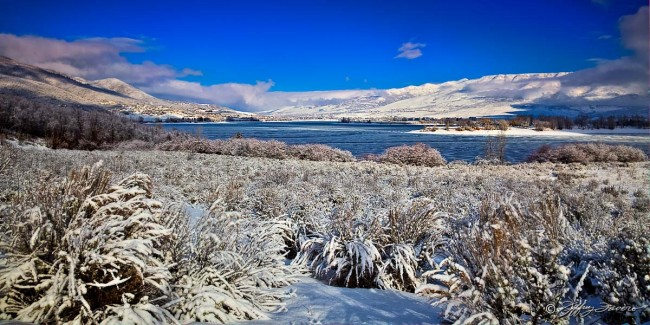 Ogden Valley, Pineview, Cemetery Point