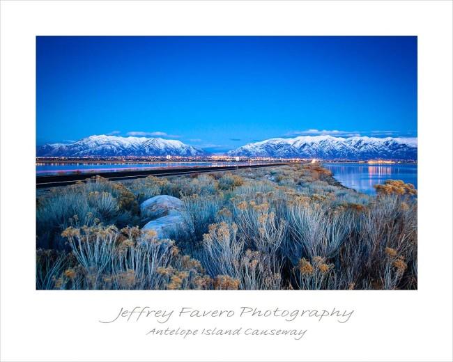 Antelope Island Causeway