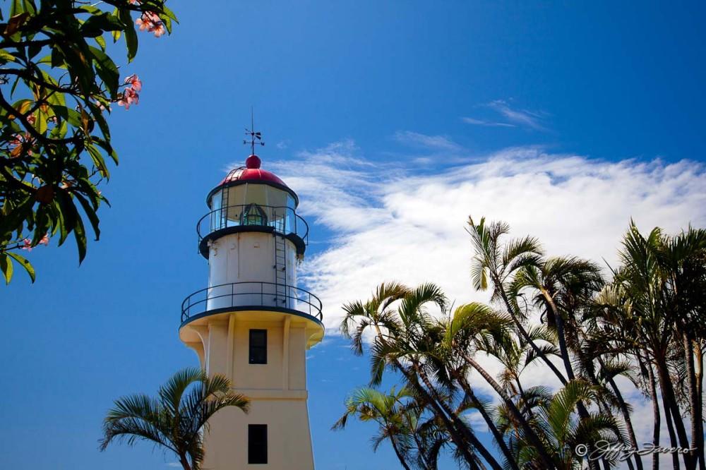 Diamond Head Lighthouse - Oahu