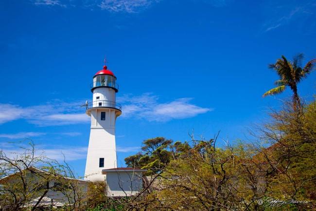 Lighthouse - Diamond Head, Oahu