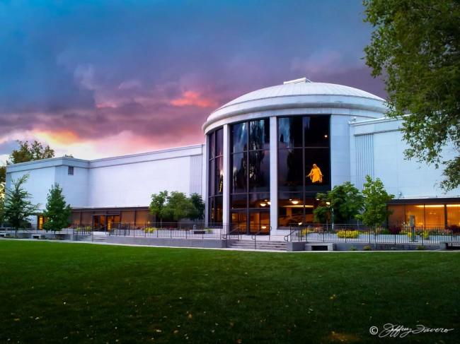 North Visitor Center - Temple Square