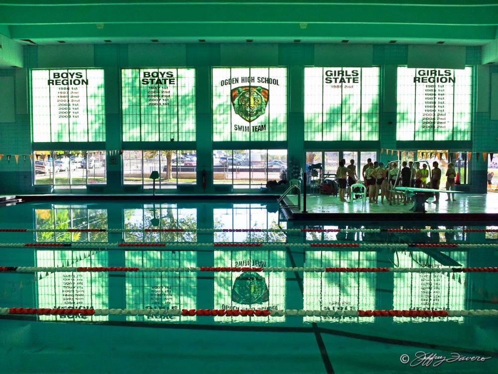 Ogden High School Swimming Pool
