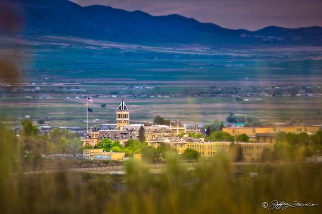 Old Main - Utah State University