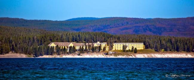 Lake Lodge - Yellowstone National Park