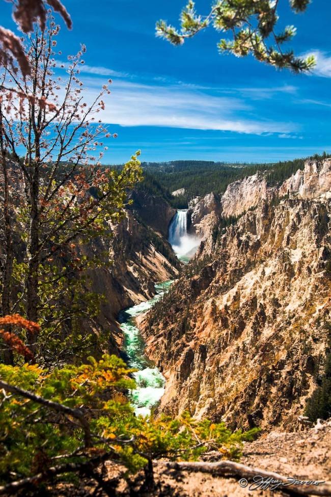 Yellowstone National Park - Lower Falls