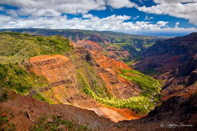 Grand Canyon of Kaua'i