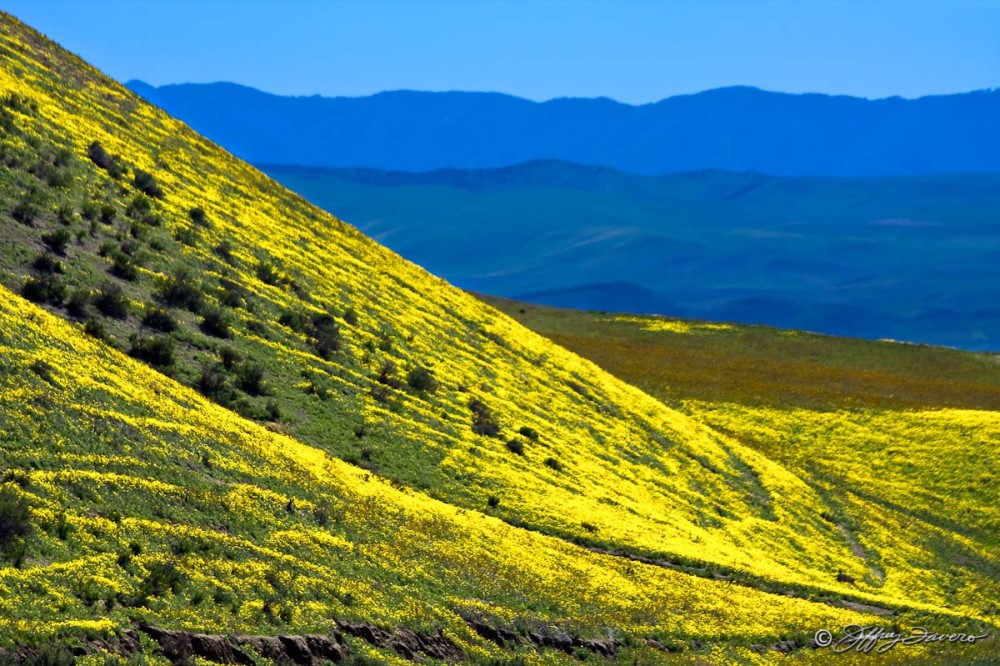 Temblor Mountains - Kern County, California