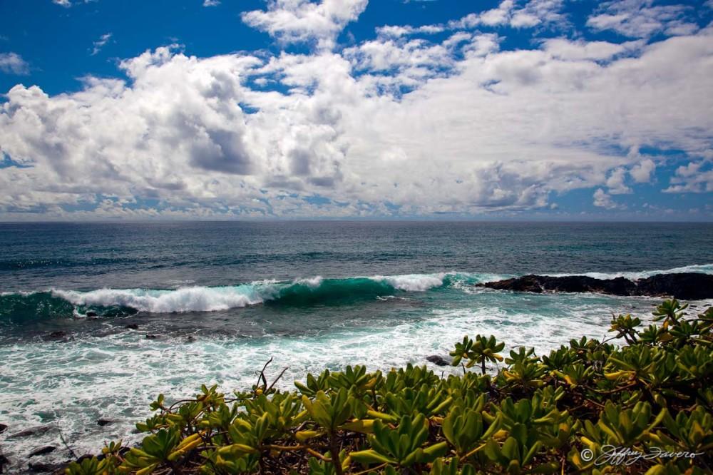 Na Pali Coast - Kaua'i, Hawaii