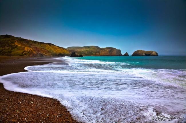 Rodeo Beach - Golden Gate National Recreation Area